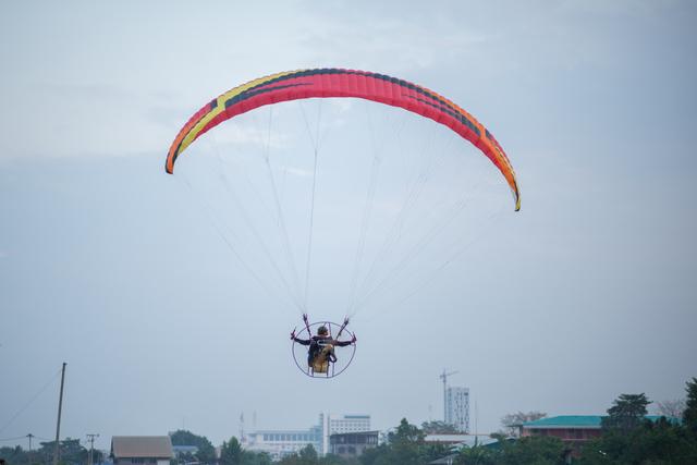 Tandem Paramotoring -15 Minutes gurgaon   Timings, Entry Fee