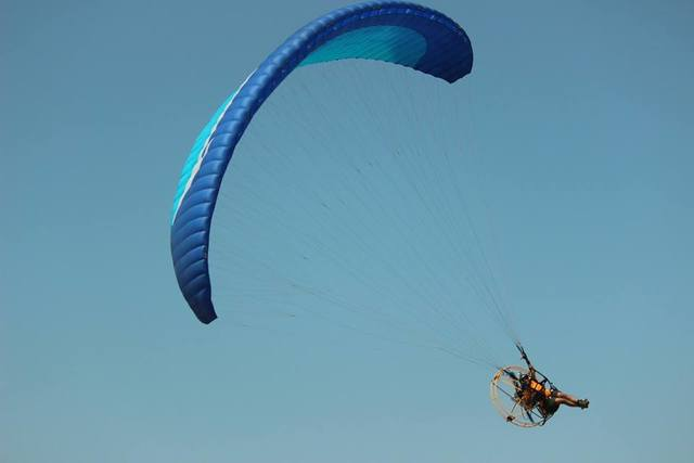 Tandem Paramotoring - 10 Minutes pune | Timings, Entry Fee