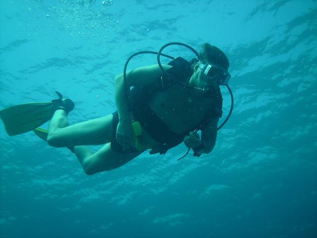 Scuba Diving In Goa At Baga Arpora