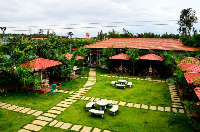 The Garden Asia Resort Bangalore Timings Entry Fee Address Images