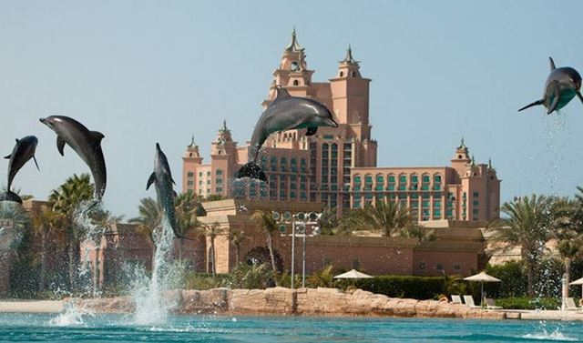 Aquaventure Waterpark Dubai Dubai Timings Entry Fee Address Images
