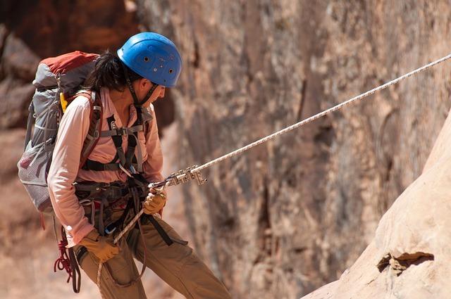 Rappelling Adventure Sports in Himachal Pradesh