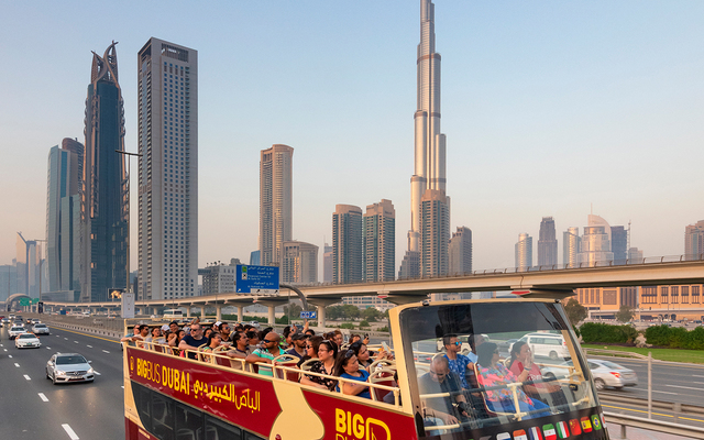 Big Bus Dubai Tour Dubai Timings Entry Fee Address Images