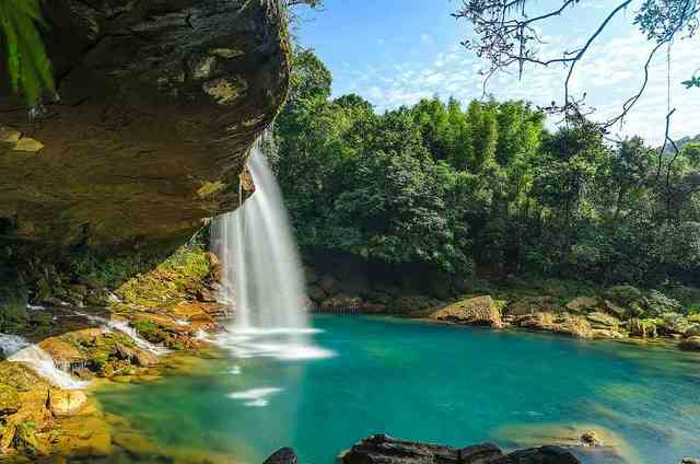 Krang Suri Waterfalls Tour 11 Hours Shillong Timings