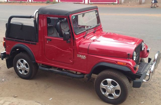 Thar Open Jeep For 2 Days Cleartrip