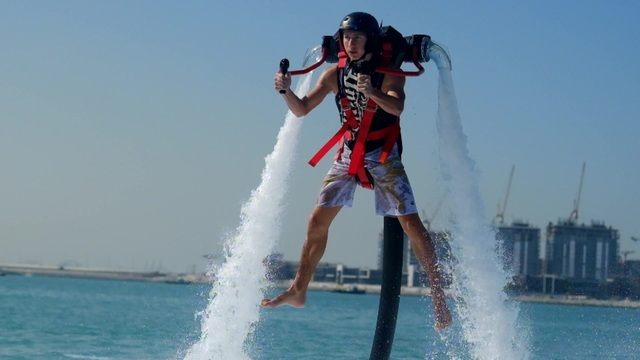 Water Jetpack - 30 Minutes dubai | Timings, Entry Fee