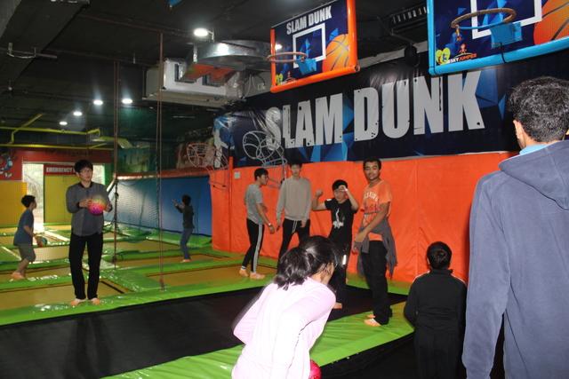 Skyjumper Trampoline Park Noida Timings Entry Fee
