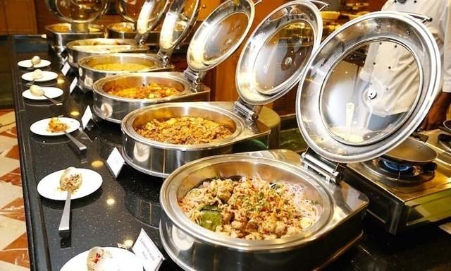 Hyatt Restaurant Menu Ahmedabad