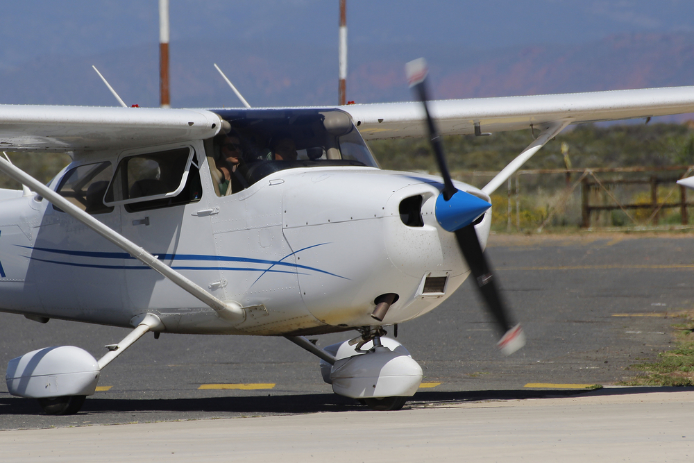 Ride The Cessna 172 Aircraft