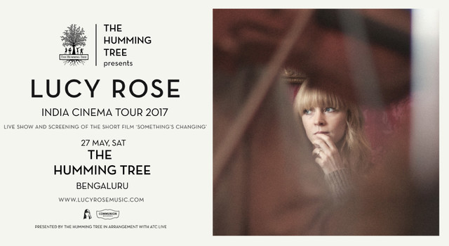 Lucy Rose India Cinema Tour