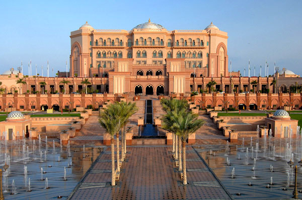 Image result for Emirates Palace, Abu Dhabi