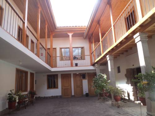 La residencia del sol cusco use coupon code stayintl for Residencia del sol