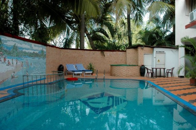 Don hill beach resort goa room rates reviews deals - Resorts in ecr with swimming pool ...