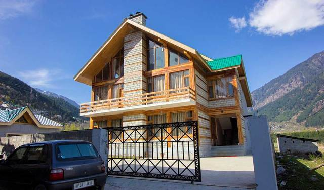 Dlx-Cottage