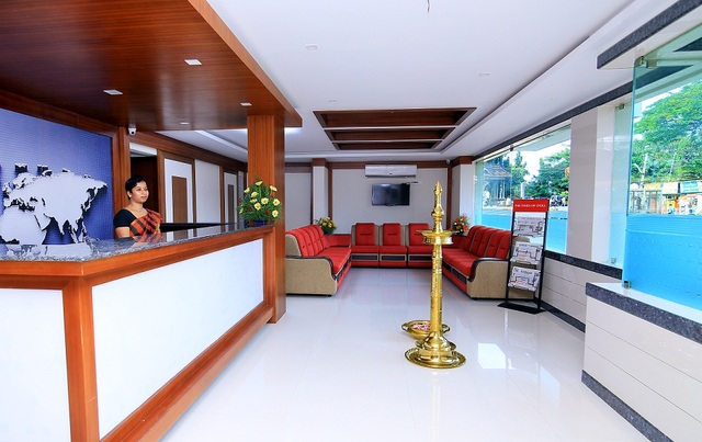amala s residency trivandrum room rates reviews deals rh cleartrip com