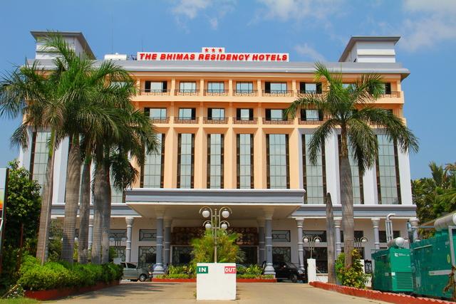 Rooms: The Bhimas Residency, Tirupati. Room Rates, Reviews & DEALS