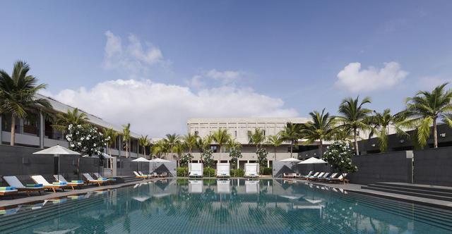 Intercontinental chennai mahabalipuram resort - Beach resort in chennai with swimming pool ...