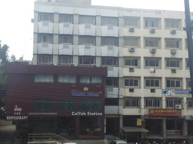 Hotel Front Elevation Images : Hotel apna palace nearest to iim indore use