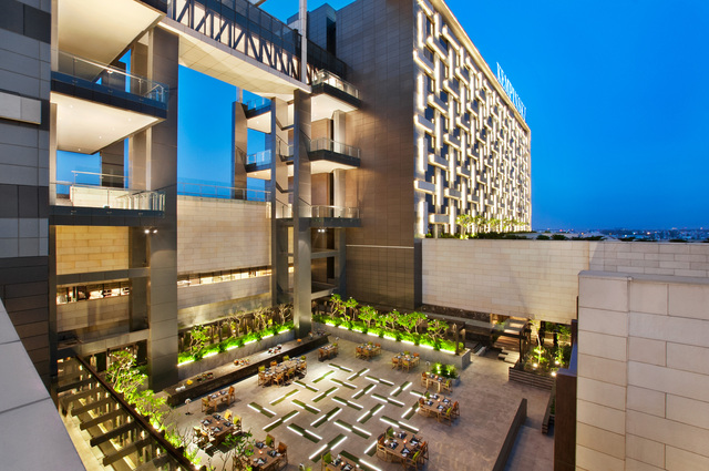 The Leela Ambience Delhi Convention Hotel New Delhi Use Coupon Code Bestbuy