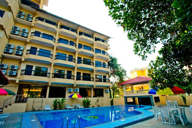 Rendezvous Beach Resort Room Rates