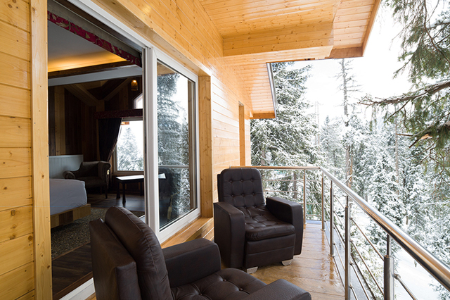 The Rosewood, Gulmarg  Room rates, Reviews & DEALS