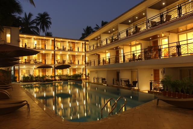 Image result for the ocean park resort goa