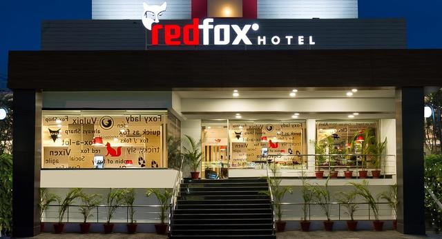 Red Fox Hotel -Tiruchirappalli, Trichy  Room rates, Reviews & DEALS