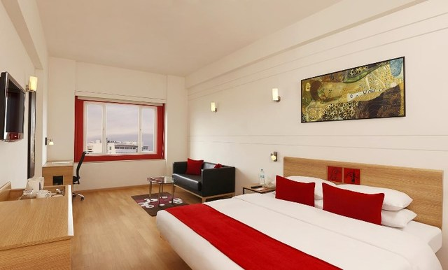 Red Fox Hotel Tiruchirappalli  Trichy  Room Rates  Reviews
