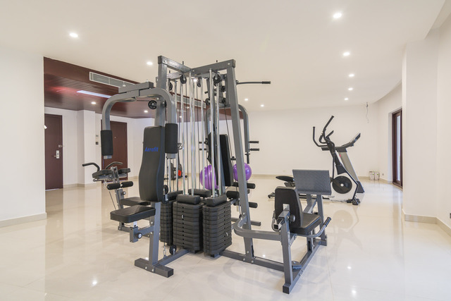 GYM_at_Park_Regis_Goa
