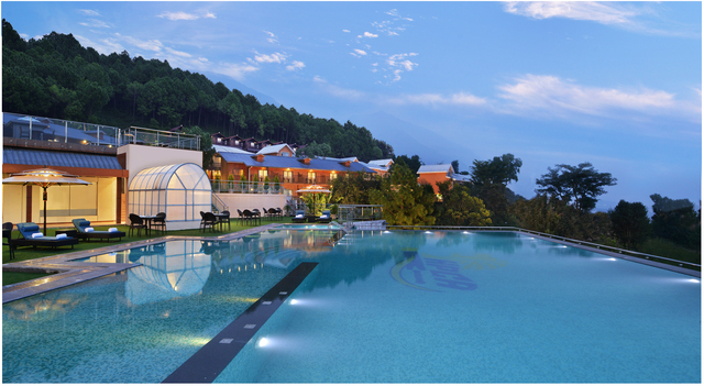 the pavilion dharamshala by hpca dharamshala use coupon code festive