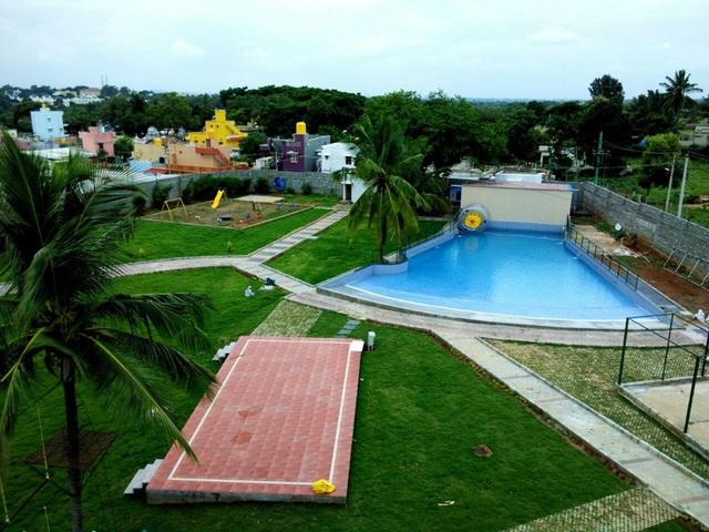 Star Hotels In Bangalore Near Ub City