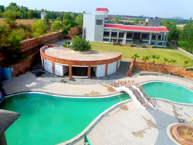 And  Star Hotels In Jaipur