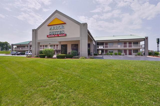 Arbor Suites Medical Mile, Springfield. Use Coupon Code >> STAYINTL ...