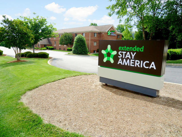 Extended Stay America - Greensboro - Wendover Ave., Greensboro. Use ...