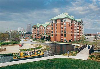 Residence Inn By Marriott Oklahoma City Downtown Bricktown
