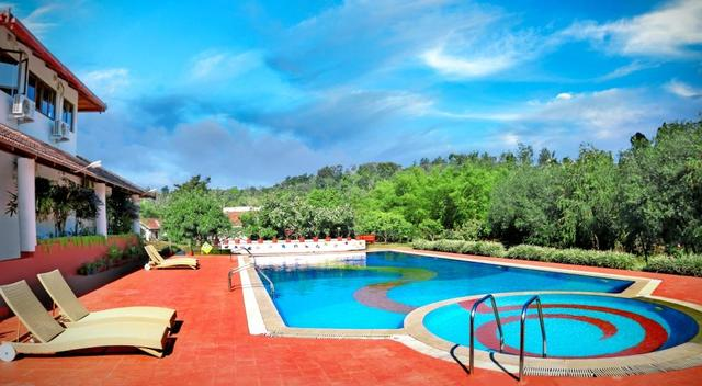 Kadkani river resort coorg use coupon code bestbuy Hotels in coorg with swimming pool
