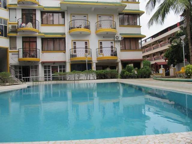 Santa Monica Resort Goa Use Coupon Code Festive