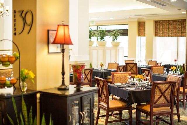dining area - Hilton Garden Inn San Diego Del Mar