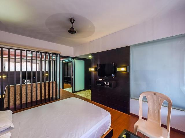 Hotel Sea View Alibaug Room Rates Reviews Amp Deals