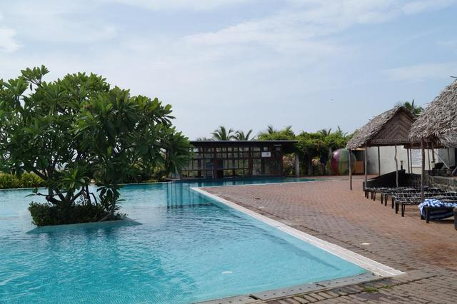 Club mahindra puducherry pondicherry use coupon code hotels get 10 off for Hotels with swimming pool in pondicherry