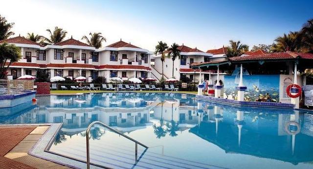 Heritage Village Club Goa Hotel Room