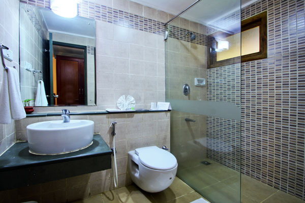 Abad green forest thekkady use coupon newyear for Bathroom designs mumbai