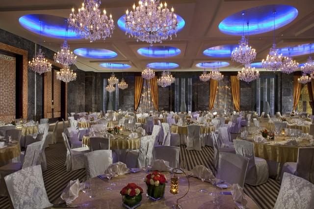 Raffles Dubai Ballroom