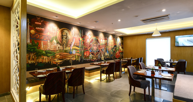 Nest-Coffee-Shop-Kolkata-Airport-Lunch-Dinner-Bufet-Howard-Johnson-Kolkata