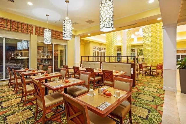 dining area - Hilton Garden Inn Myrtle Beach