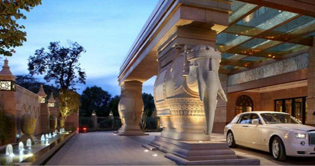 The Leela Palace New Delhi New Delhi Room Rates Reviews