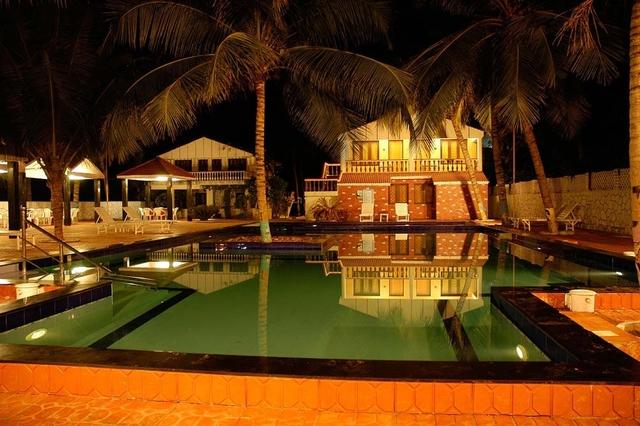 Golden Bay Beach Resort Chennai