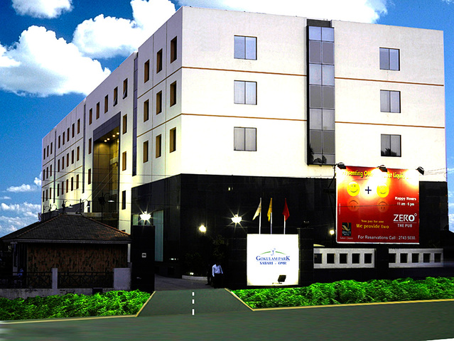 Front Elevation Hotel : Green coconut resort chennai use coupon code gt bestbuy