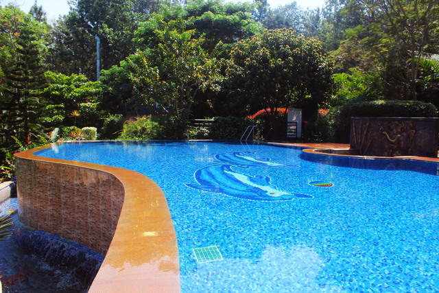 Coorg jungle camp backwater resort coorg room rates reviews deals Hotels in coorg with swimming pool