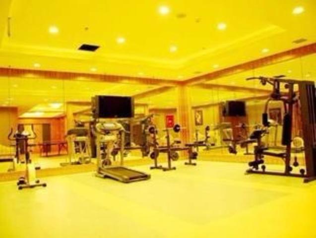 fitness facility - Qingdao Garden